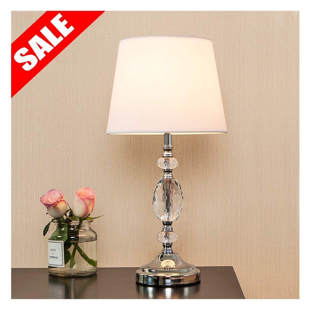 Chrome Crystal Table Lamps Find