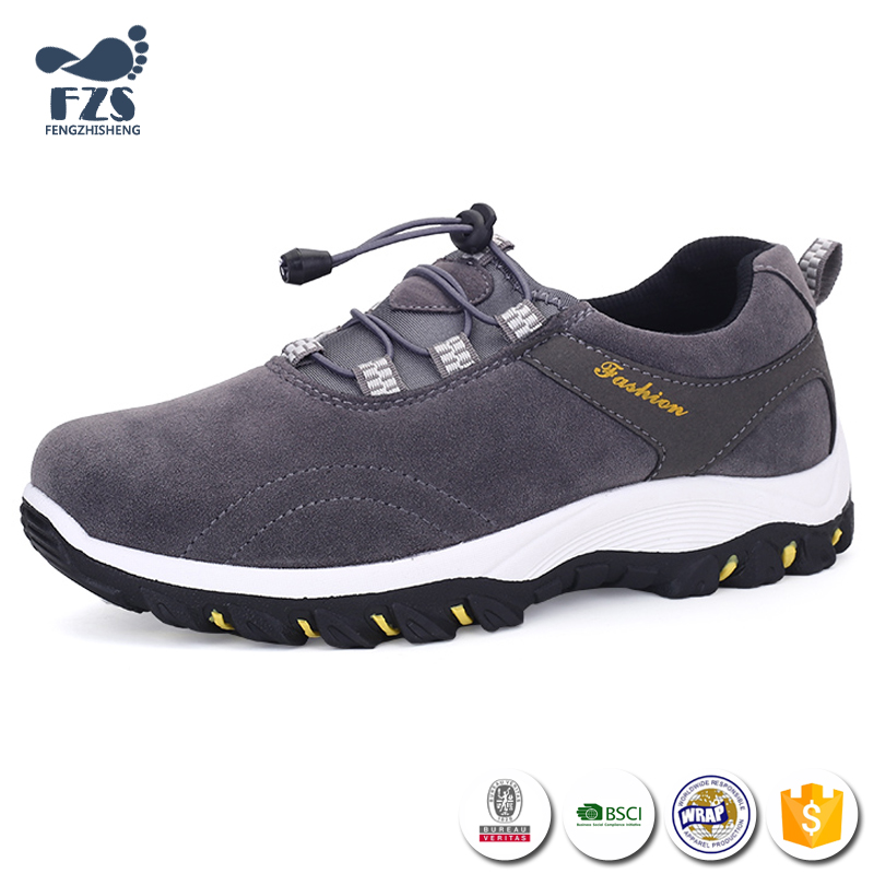 HF-X005 High quality men's waterproof sport hiking shoes
