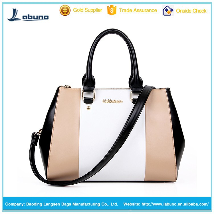 High quality pu leather tote bag luxury vintage style womens tote shoulder bags
