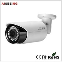 1.0MP Color CMOS Bullet Manual Focus Lens Infrared AHD web Camera