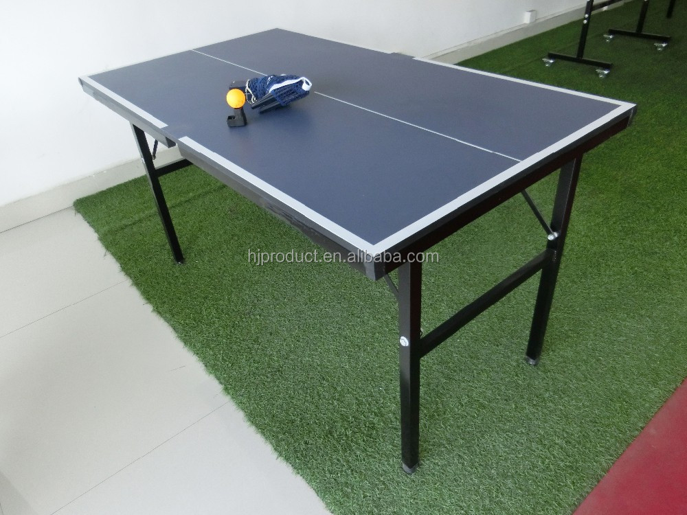 Small Size Folding Table Tennis Table Indoor Sport Ping Pong Table For Children Buy Folding Table Tennis Table Mini Ping Pong Table Folding Table