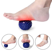 Hot-selling Foot Massage Ball for Metatarsal Pain, Foot Arch Support, Relieve Foot Pain