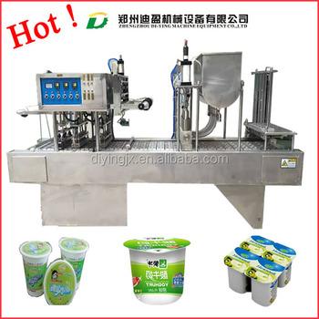Automatic Soy Milk Tea Water Yogurt Jelly Juice Plastic