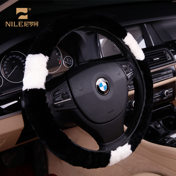 car accessories funny steering wheel cover with fur material buycar accessories funny steering wheel cover with fur material