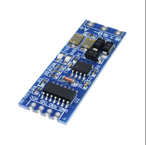 TTL Turn To RS485 Module 485 To Serial UART Level Mutual Conversion Hardware Automatic Flow Control Power Supply Module 3.3V 5V