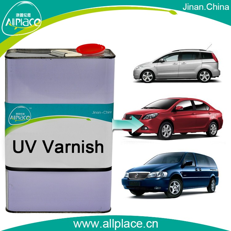 High quality and Competitive price UV varnish for car body