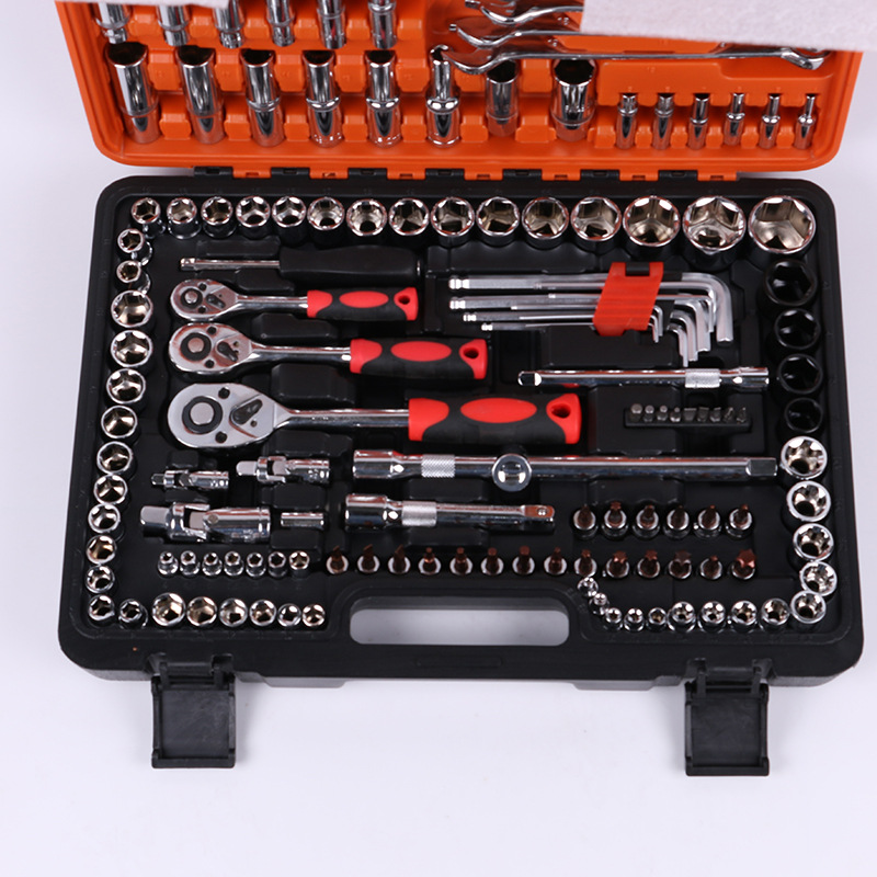 150 Pcs Combination Socket Wrench Tools Kit