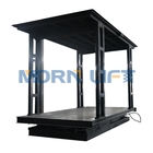 6t loading underground double parking car lift price