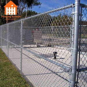 6 foot chain link fence for hot sale
