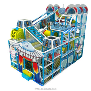 Manufacturer directly supply indoor playground franchise with low price