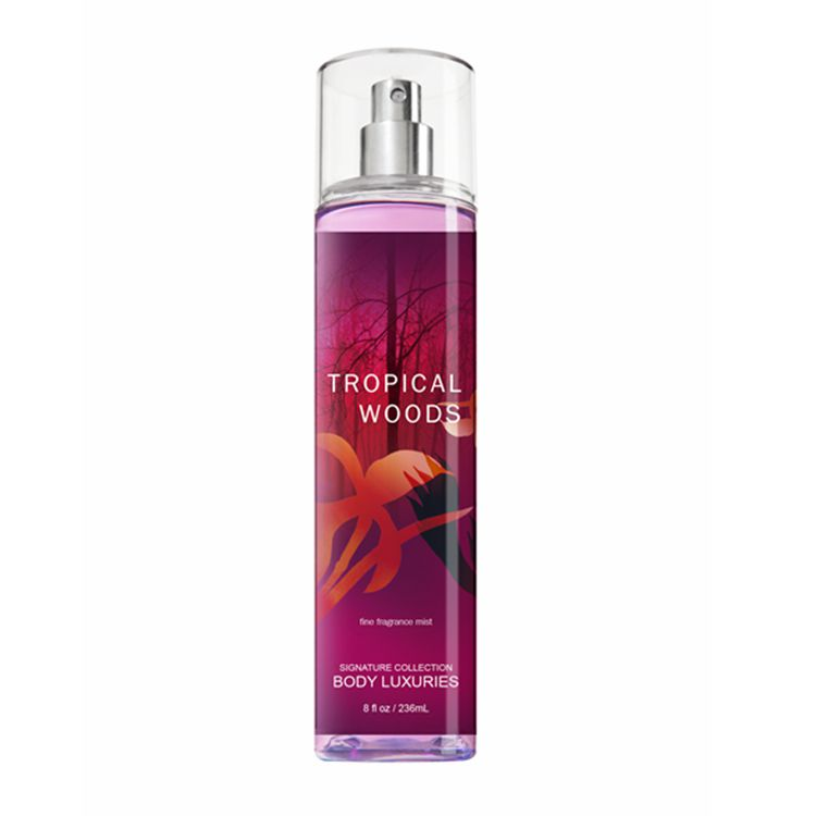 236ml high quality fine fragrance mist women perfume mist spray