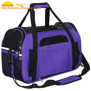Portable Foldable Expandable Dog Pet Travel Carrier Bag for pet