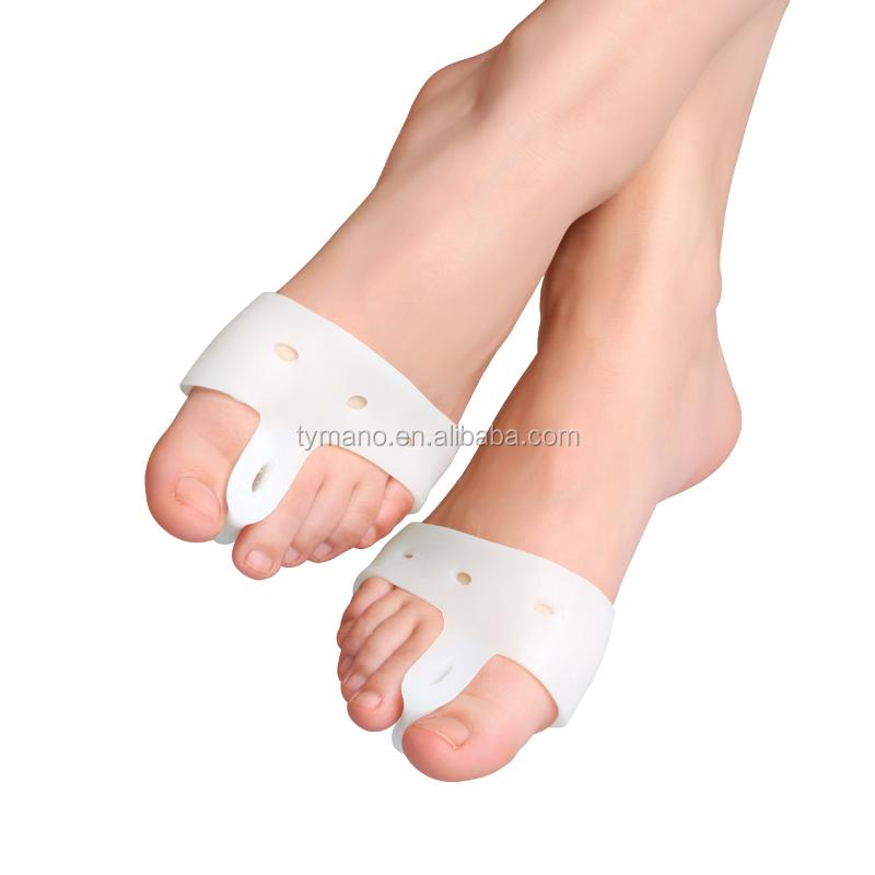 Plantillas antepié Juanete Separador de dedos de Silicona Productos de Cuidado de los Pies Fabricantes de fabricación, proveedores, exportadores, mayoristas