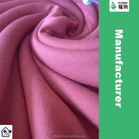 Best Quality Cotton Rayon Fleece Fabric, Knit Fleece Fabric