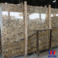 wholesale price golden persa granite slab