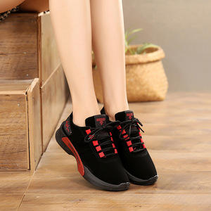 New design lady footwear china cheap flat Sneaker women casual shoes