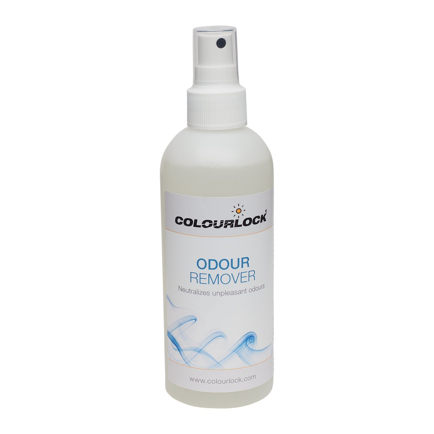 COLOURLOCK Odour Remover Spray for leather and textiles to remove the smell of mold, smoke, urine and other unpleasant odors from car interiors, furniture, clothing, carpets, rugs, etc - 8.45fl oz