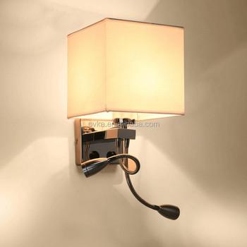 Camera Da Letto Applique Da Parete Coperta Moderna Creativa Lampada ...