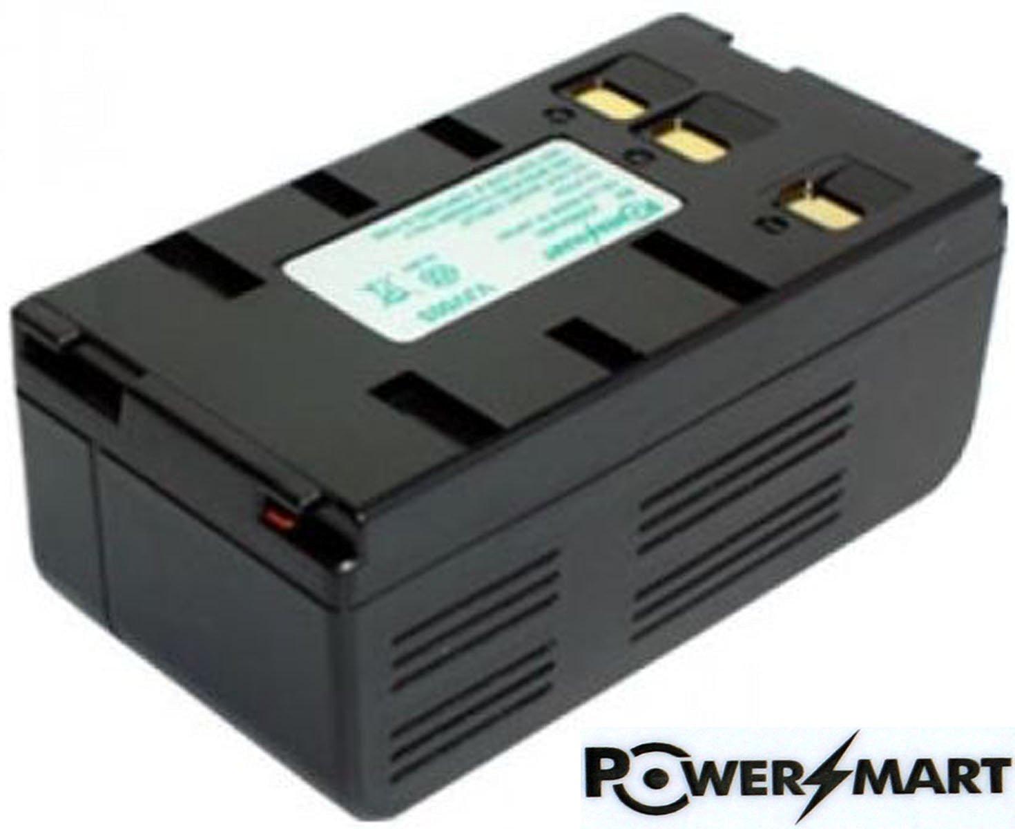 PowerSmart® 6V 4000 mAh Ni-MH Battery for Panasonic PV-L352 PV-L353 PV-L354 PV-L552 PV-L557 PV-L606 PV-L657 PV-L757 PV-L857 PV-S332 PV-S372