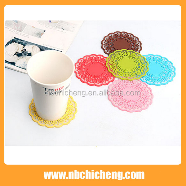 Heat Protection Coffee Kitchen Cup Mat