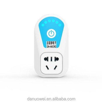2015 HOT sales smart socket with WIFI \with an USB port