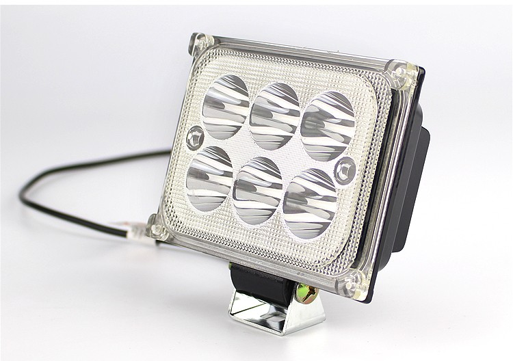 high efficiency 18w 6500k motorcycle led lighting headlight