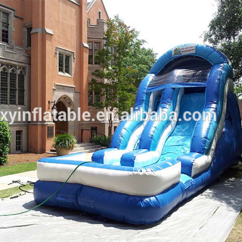 Inflatable elephant slide for promotion