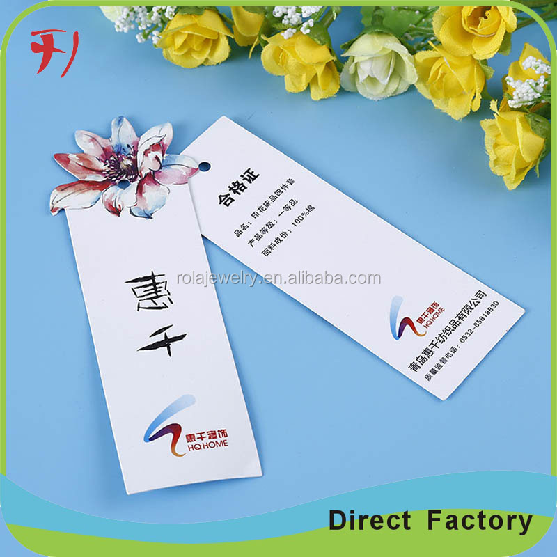 hot sale fine quality low price hang tag with plastic seal tag for men's garment