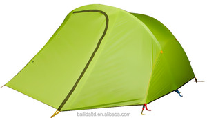 Cloud wing camping tent