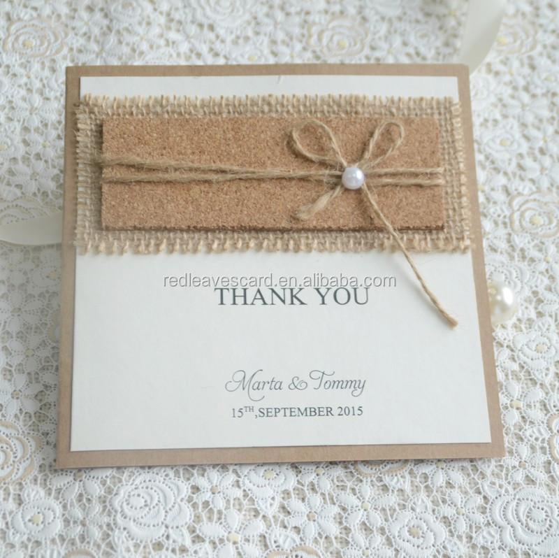 First-Class handmade wedding invitation card designs for friends ...