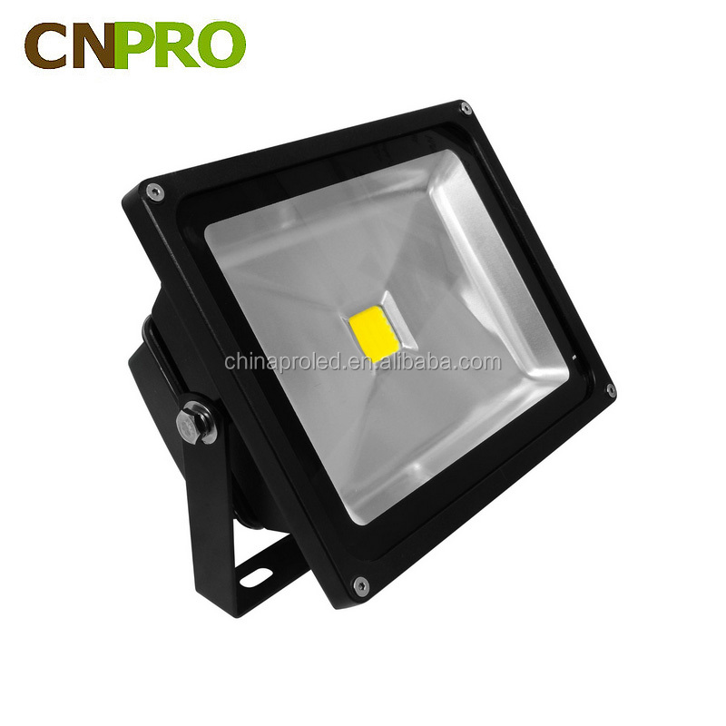Projecteur Black floodlight Waterproof LED Flood Light 20W 110v/220/240V