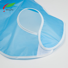 Hot Sell With High Quality Waterproof for Children Adult Easily Wipes Clean PEVA Baby Bib