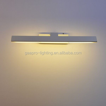 Led Mirror Lamp Fluorescent Lighting Fixtures Wall Mounted