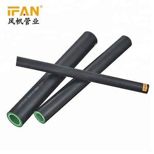 ppr pipe for solar heating system, hot and cold device