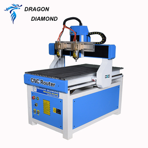 Customized Small Nc Studio Control System Wood Working Machine Metal Wood Cnc Router 6090