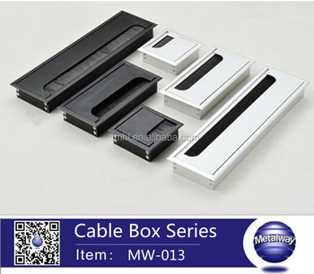 Office Furniture Table Cable Guide Cable Hole Cover