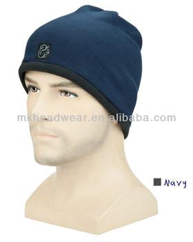 Wholesale Men s High Quality Winter Polar Fleece Hat Pattern Fleece Hat  Making 80678dea088