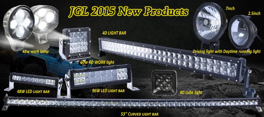 12 Volt Led Light Bar 4x4 48w Cree Led Driving Light For Trucks Auto