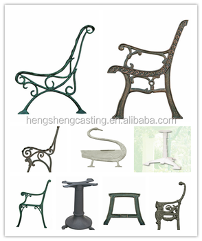 Excellent Patio Furniture Parts With Furniture Leg Cast Iron