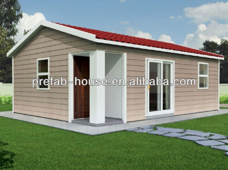 one bedroom modular home