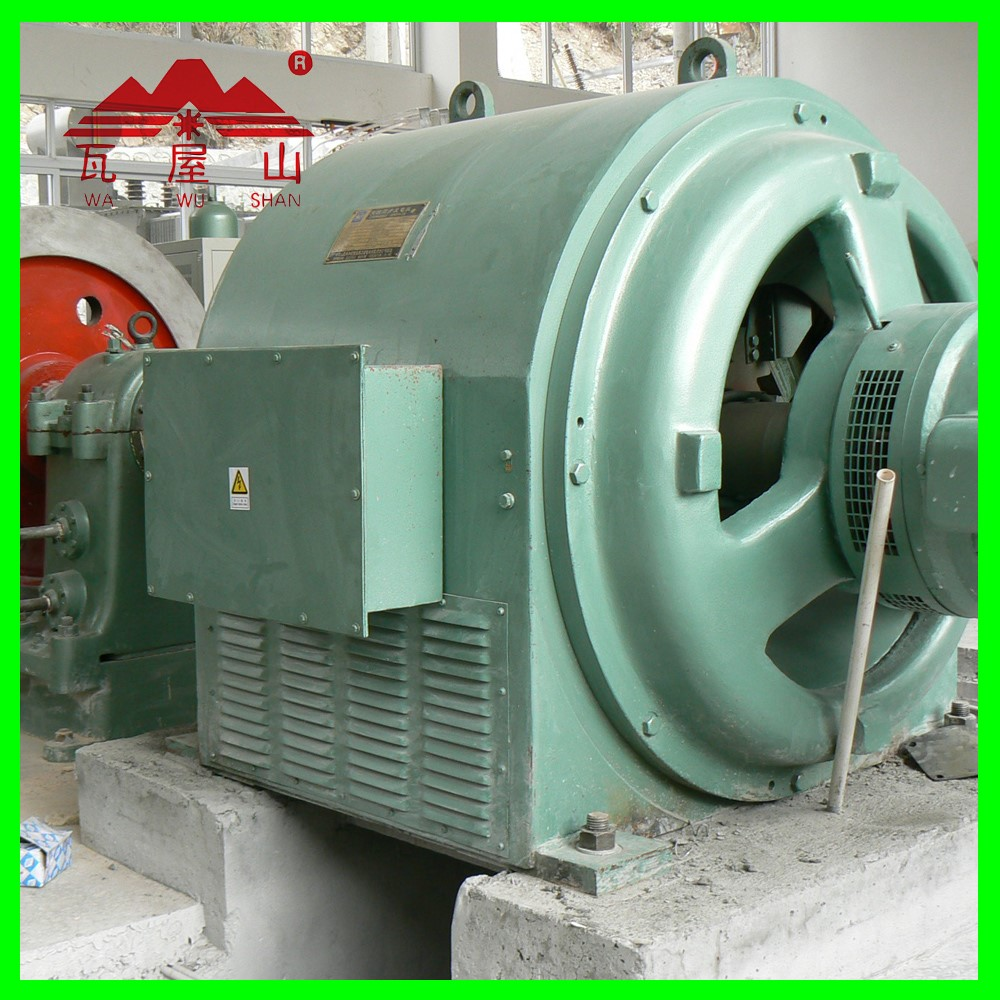 Hydro Turbine Generator 10mw powered generators ac brushless alternator