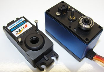 Feetech Standard 18.5kg Digital Servo For Rc Car Buggy Rc Racing 1/8 FT5519M
