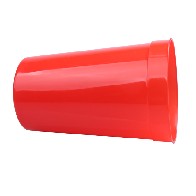 Wholesale hot red party cup plastic cups shield pattern printing disposable plastic cups