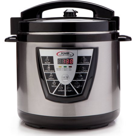Power Cooker Pro - Digital Electric Pressure Cooker and Canner (8 Quart)