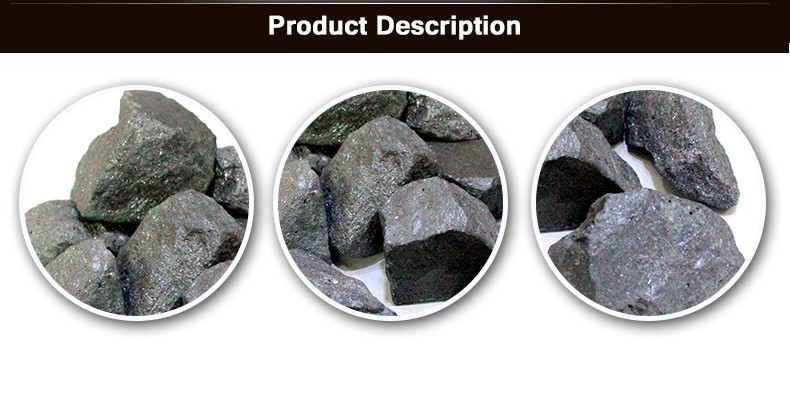 Si Slag Briquette Replace Ferro Silicon In steel making as dioxidizer