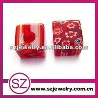 A11 millefiori jewellery beads wholesale