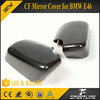 JC Sportline Carbon Fiber Full Replacement Side Mirror Cover for BMW E46 4D