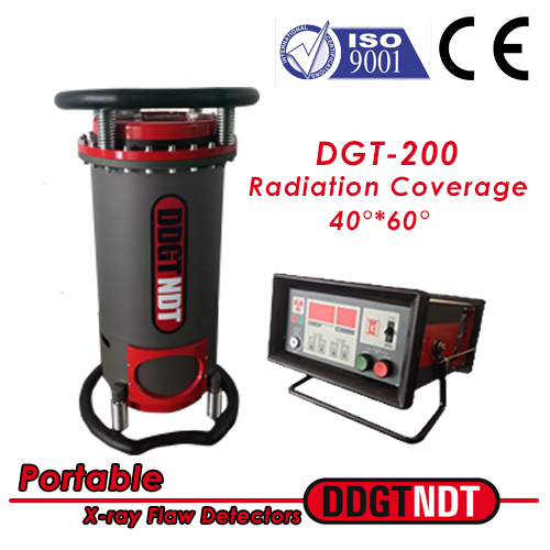 DGT-200 NDT Inspection Equipment for NDT Radiography Testing Services