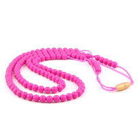 Necklace Wholesale Chunky Bubblegum Necklace Colorful Bead Necklace