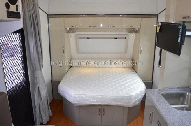 Hot Luxury Travel Trailer For Sale Caravan Rv Wood Grain
